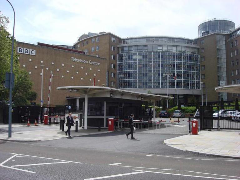 BBC Television Centre | © Panhard/WikiCommons