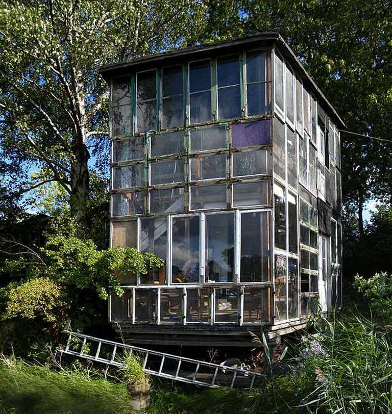 Christiania, glass house, august 2007 | © seier+seier/WikiCommons