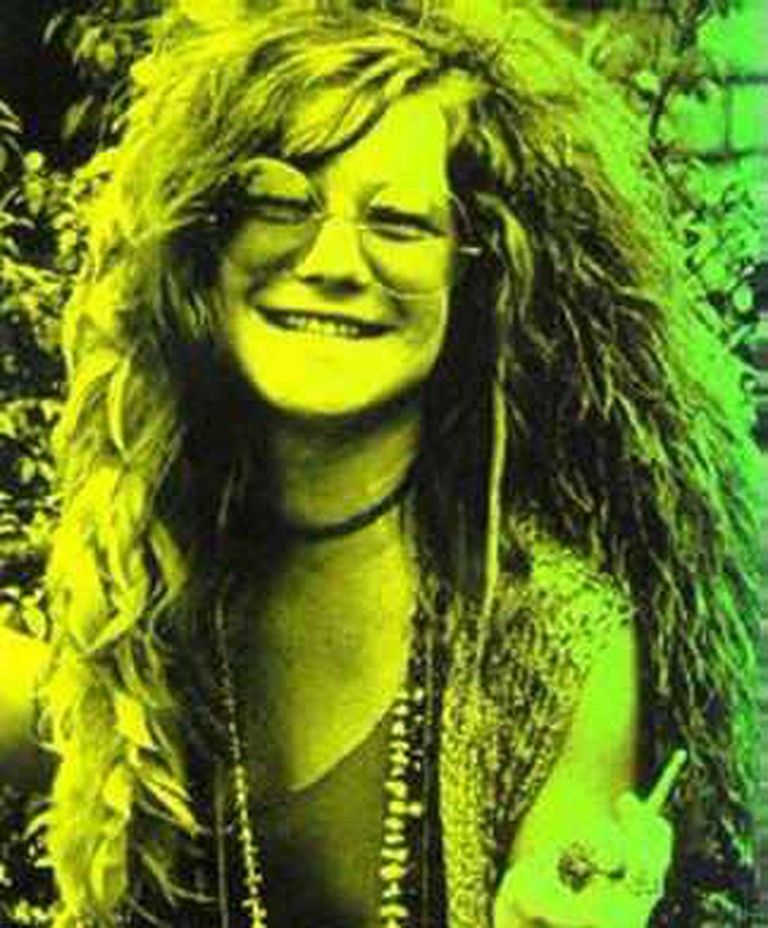 Janis Joplin | Image Courtesy of Gnomes Psychedelic Breakfast/Flickr