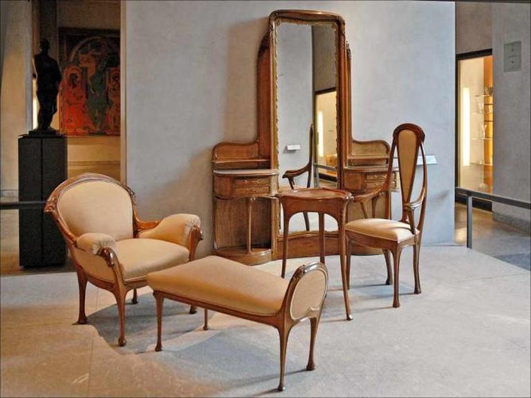 Hector Guimard (Musée des Beaux-Arts de Lyon) | © Jean-Pierre Dalbéra/Flickr