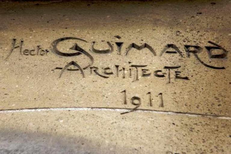 Hector Guimard, Architecte | © FrancisMariani/Flickr