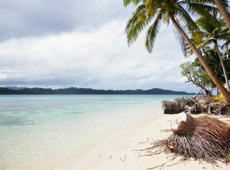 Caqalai Island Fiji I © Hannah Bergin