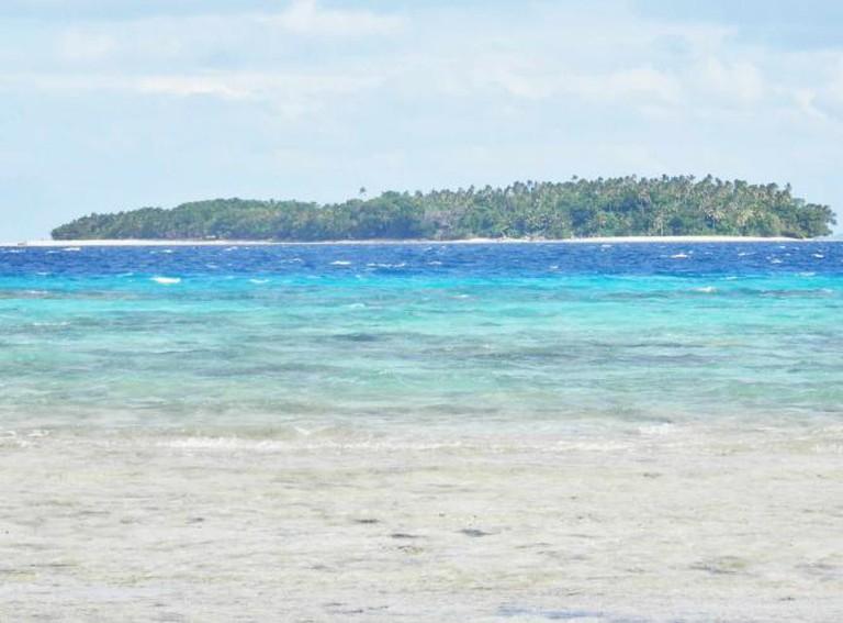 Caqalai Island, Fiji I © Hannah Bergin