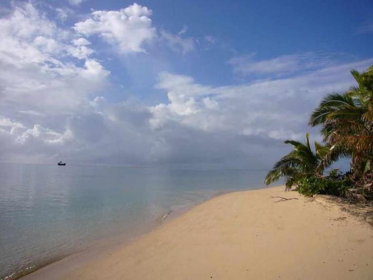 Caqalai Island | © Tracey/Flickr
