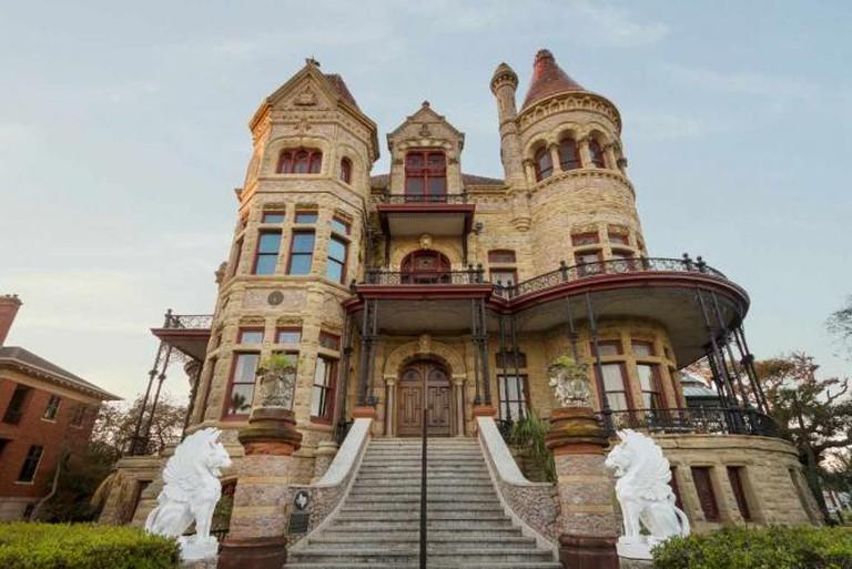 Bishop's Palace | Courtesy Galveston Historical Foundation