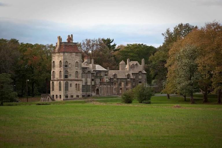Fonthill Castle | © Nic Barlow/Courtesy Mercer Museum