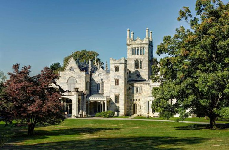 Lyndhurst Mansion | © Lyndhurst, a site of the National Trust for Historic Preservation, Tarrytown NY