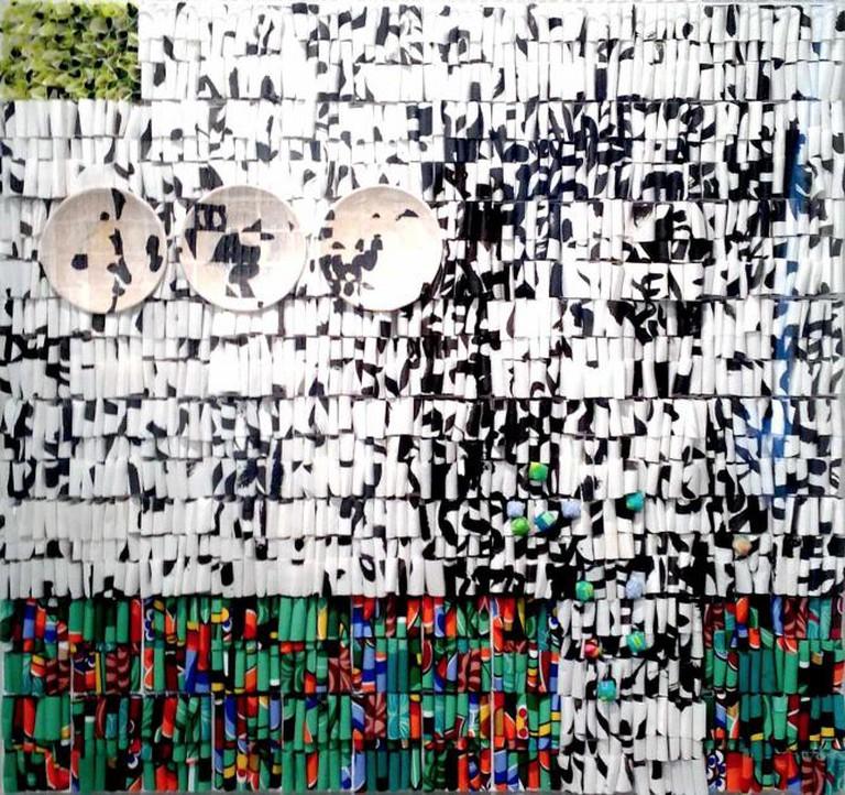Jung San's 'Garden Series'