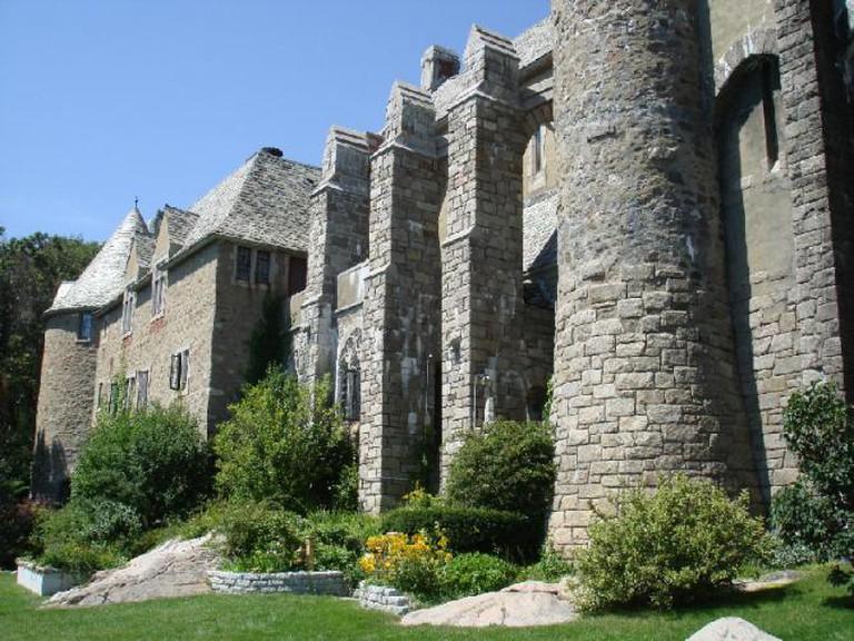 Hammond Castle | © Stilfehler/WikiCommons