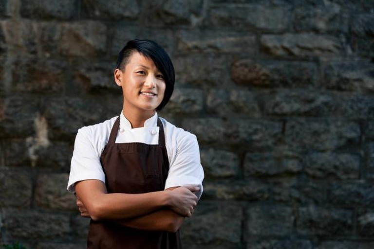 Chef Melissa King  /  Photograph by Albert Law
