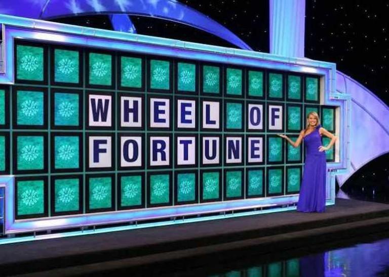 Wheel of Fortune puzzle
