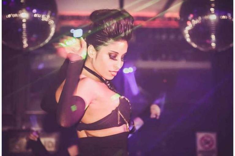 Dancer at INK Courtesy Diego Pesoa