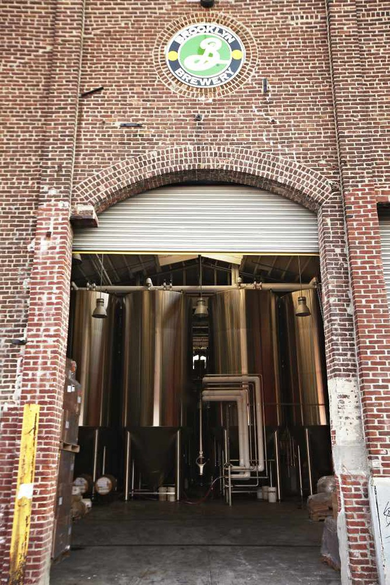 Brooklyn Brewery | Image Courtesy of Brooklyn Brewery