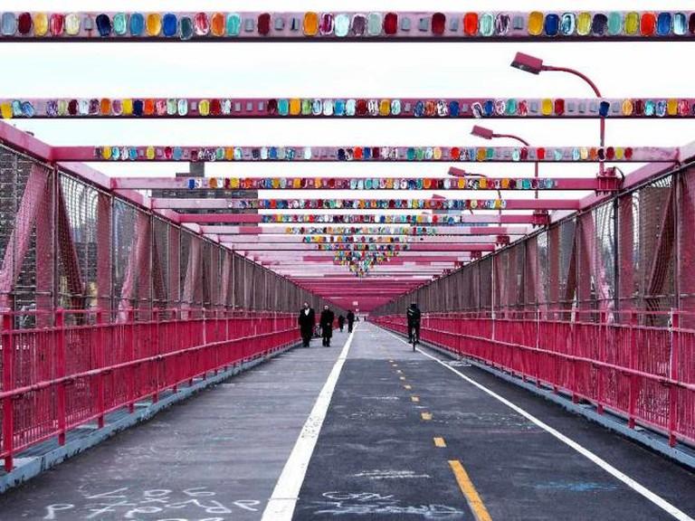 Williamsburg Bridge | Image Courtesy of Ornickarr Greenbarrow/Flickr