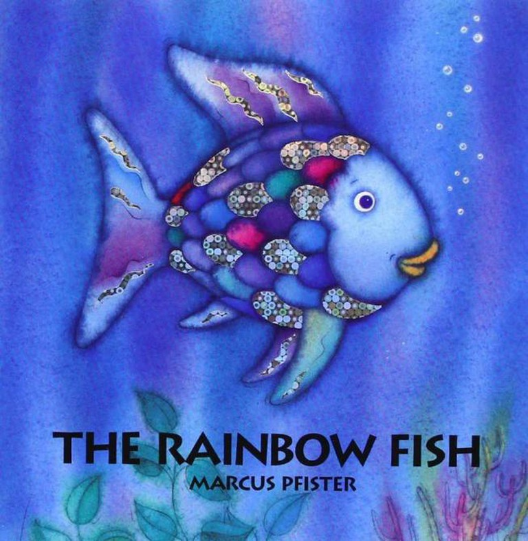'The Rainbow Fish' cover | © NordSüd Verlag