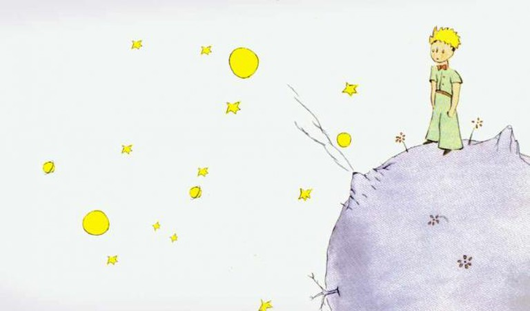 'The Little Prince' illustration | Public Domain