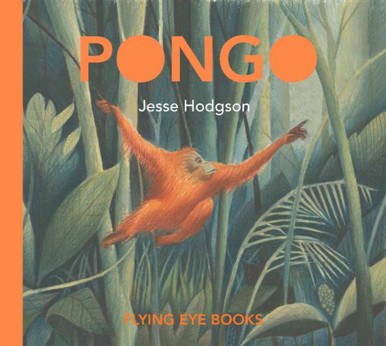 'Pongo' cover | © Flying Eye Books