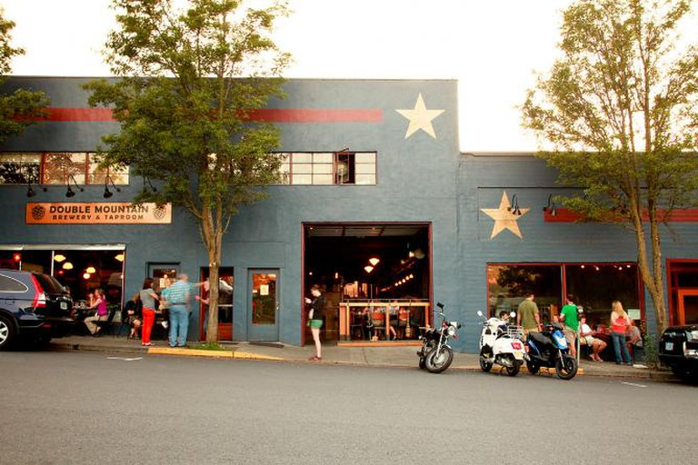 Double Mountain Brewery and Taproom | © Silvia Flores