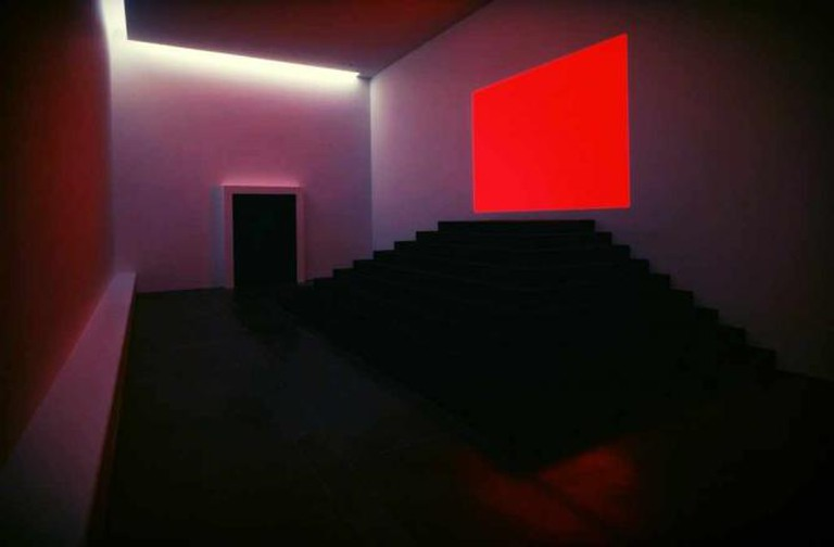 James Turrell's Breathing Light | © Lacma