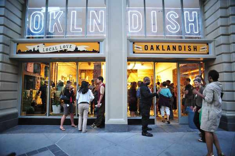Welcome to Oaklandish | © Oaklandish