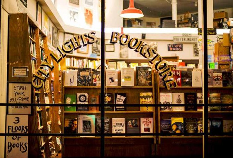 City Lights Bookstore | © City Lights Bookstore