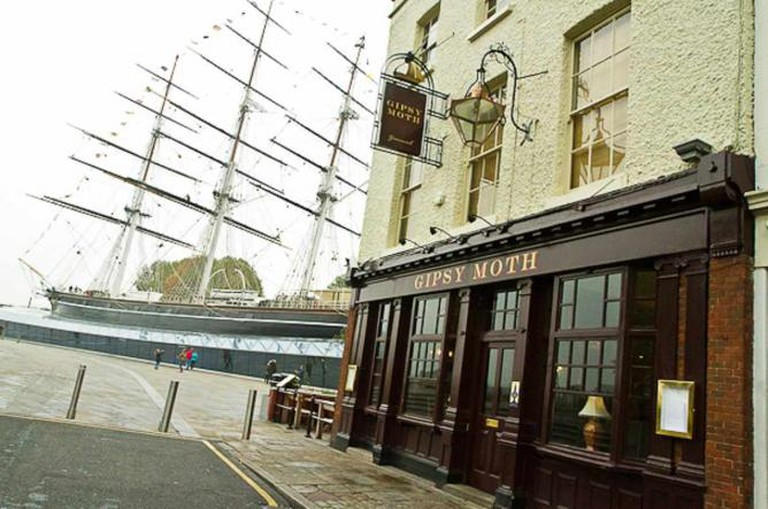 The Gipsy Moth pub