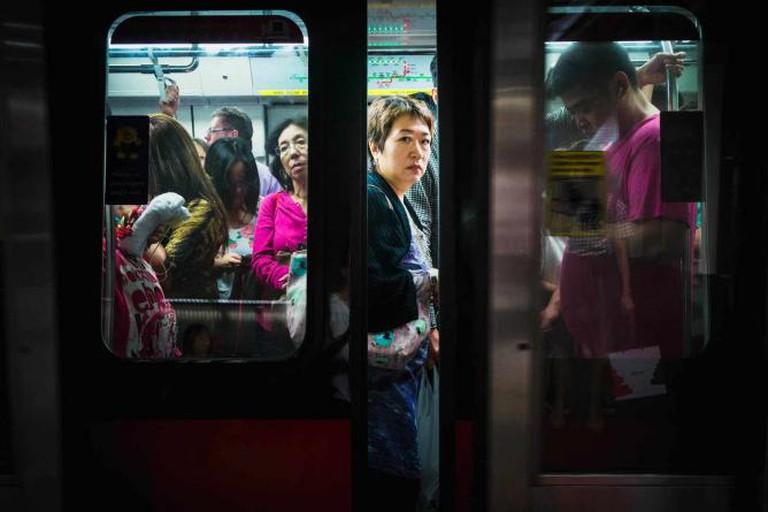 'Transit' | Courtesy of Edwin Koo