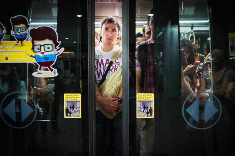 'Transit'   Courtesy of Edwin Koo