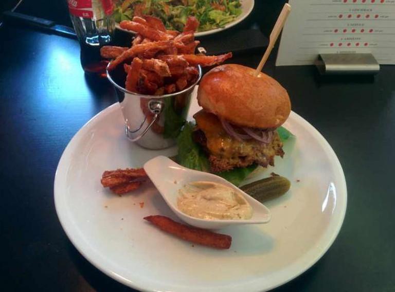 Grindhouse Burger