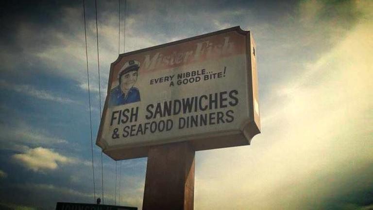 Mister Fish, Courtesy of Restaurant