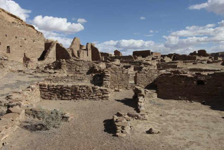 Chaco Culture National Historic Park | © Dot Nielsen/Flickr