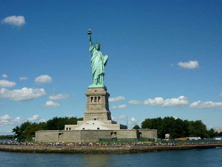 Statue of Liberty | © Christoph Radtke/WikiCommons