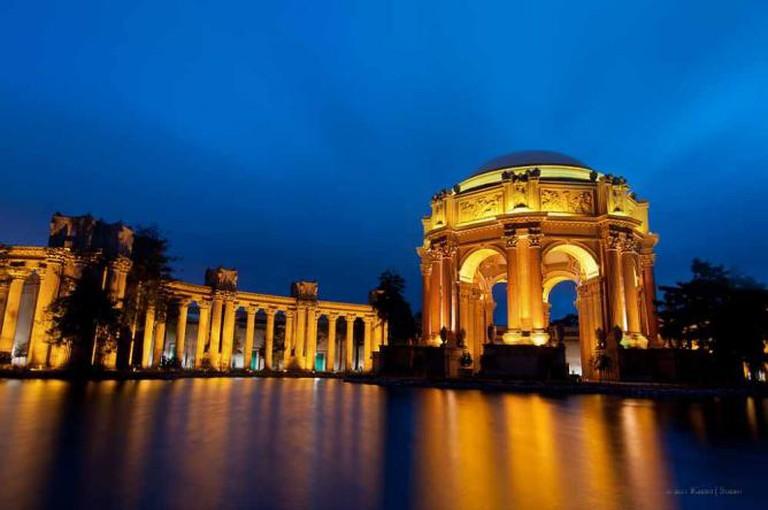 Palace of Fine Arts: © KaddiSudhi/Flickr