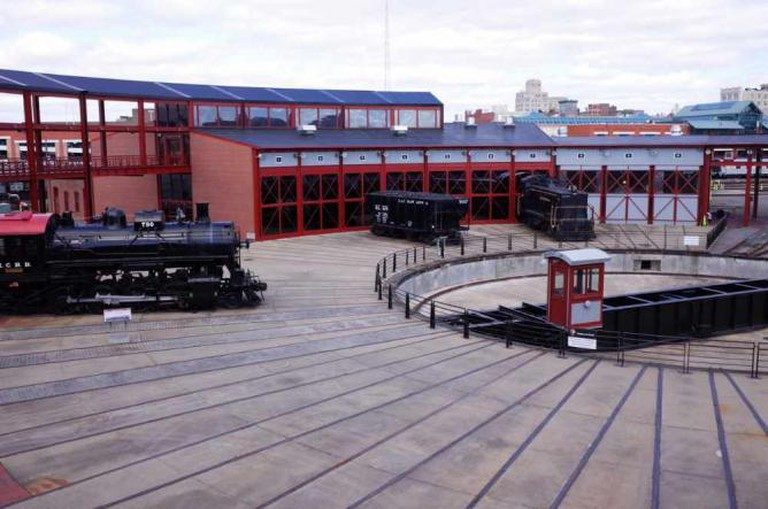 The Steamtown National Historic Site