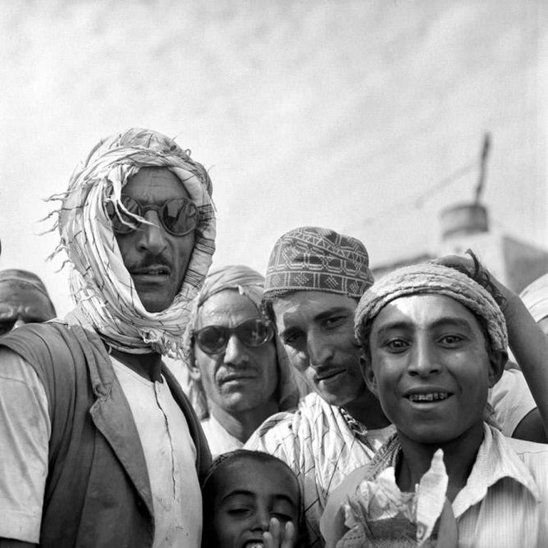 July 10, 1959. Aden, Yemen | © 2014 Maloof Collection, Ltd.