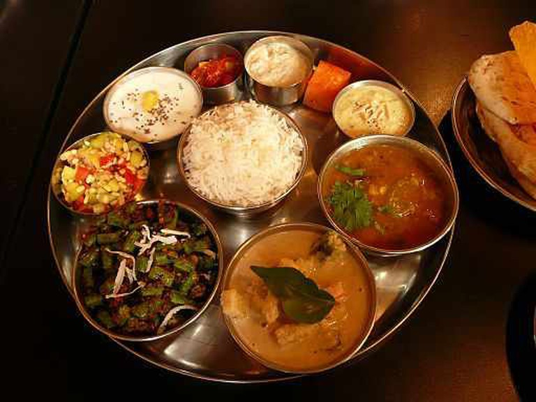 Thali | ©Lisa.davis/Wikipedia Commons