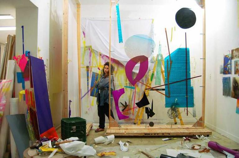 Artist's Studio | © Iva Kafri