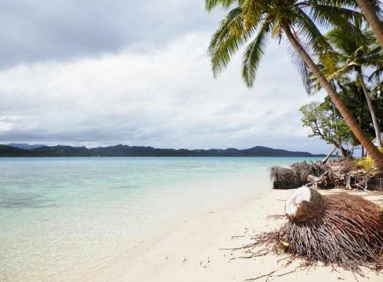 Caqalai Island | © Hannah Bergin