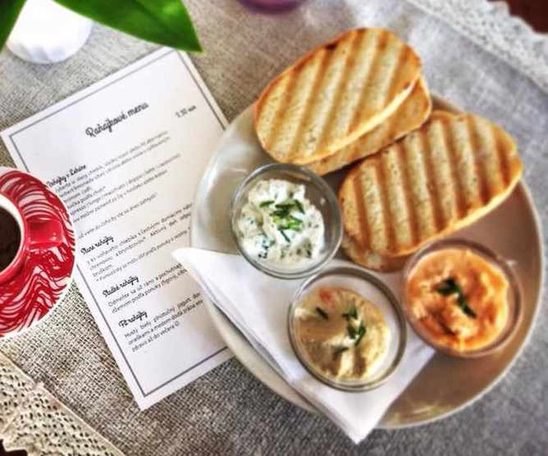 Breakfast Plate | © Courtesy of Leháro Café Trnava
