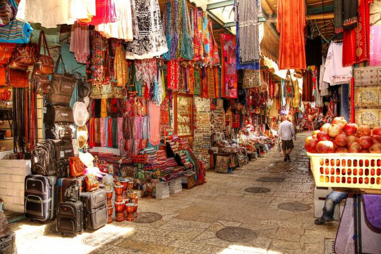 Arab Market in the Old City I