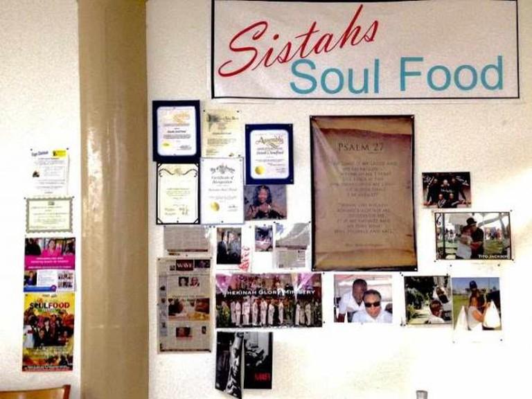 Sistah's Soul Food