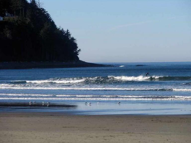 Beach scene in Seaside | © Homini:)/Flickr