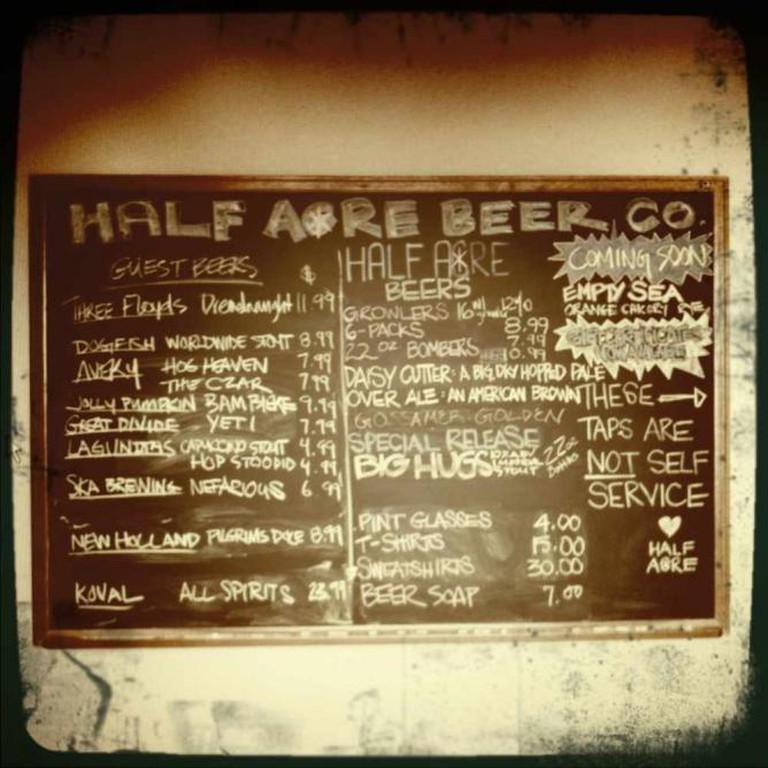 Half Acre Beer Company   © Tony/Flickr
