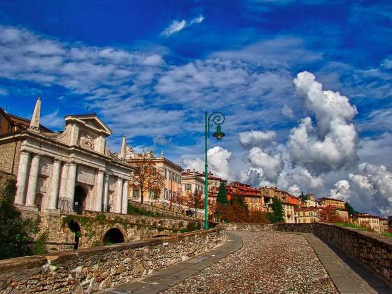 Bergamo, città alta | © Alessandro Patano/Flickr