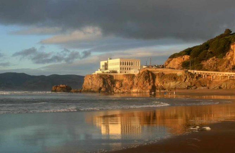Sutro's can be found in the bottom level of the iconic San Francisco Cliff House