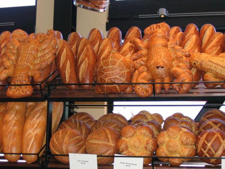 "ALT=""Bread at Boudin"""