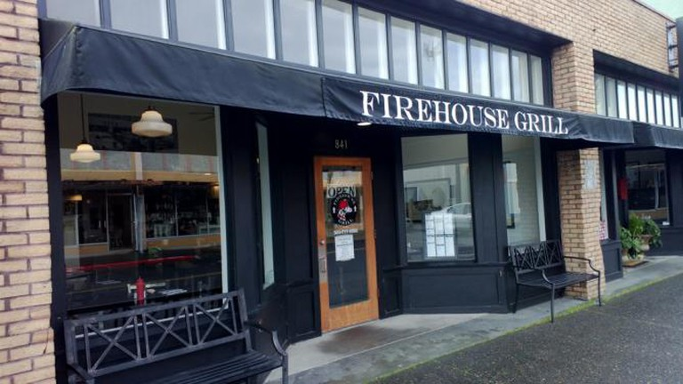Firehouse Grill | Courtesy of Firehouse Grill