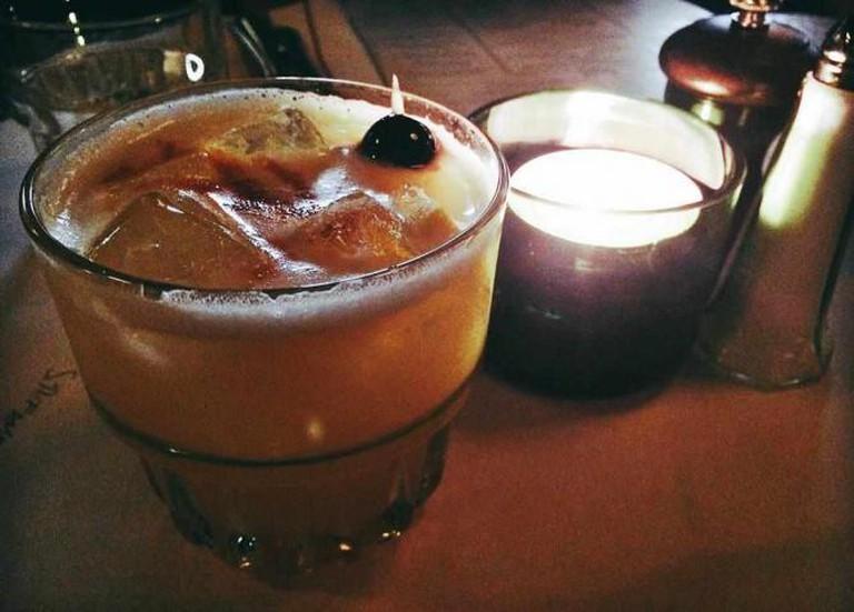 Whisky Sours | Jackson + Rye ©Emma Cooke