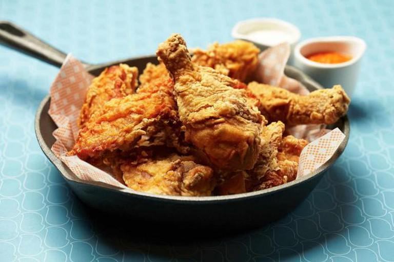 Fried Chicken | © Bird Restaurants