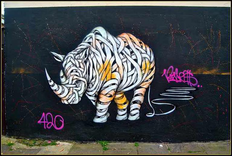 Rhino |  Otto Schade